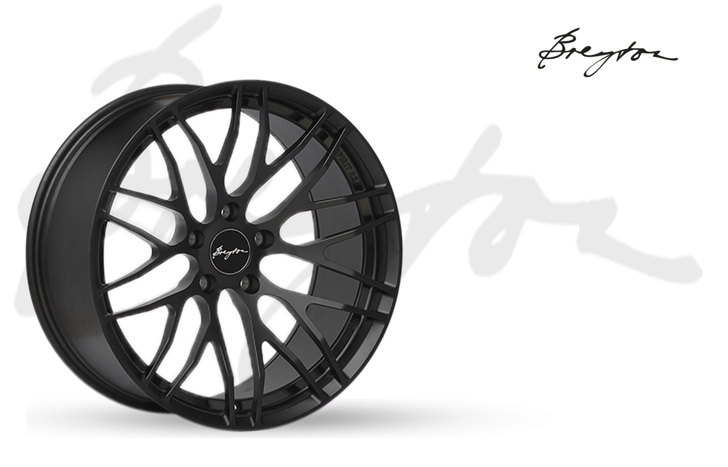 SPIRIT RS BLACK ANODIZED 19x9-10 5x120 +23+29