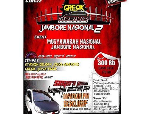 JAMBORE NASIONAL 2 MOBILIO INDONESIA