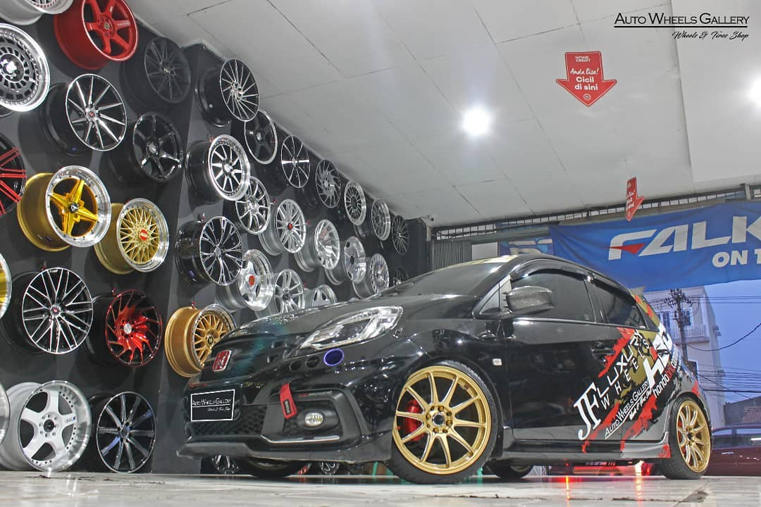 Rs Alpha 16x7.0 8x100/114.3 By JF Luxury