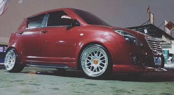 Model : RS II  Size : • 17x8.5/10.0 | 8x100/114.3  By JF Luxury