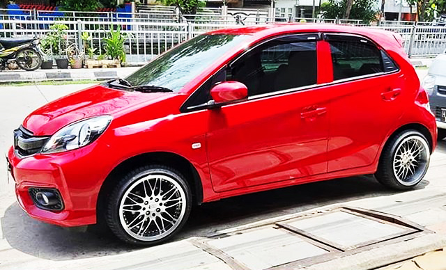 Bugel On Honda Brio By JF Luxury
