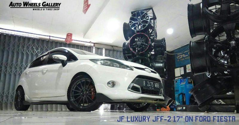 @jf_luxury JFF-2  17x7.0 | 8x100-114.3 | +40