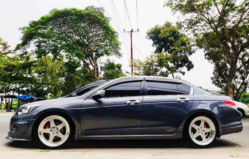 Model : ROC Size : 20x8.5/9.5 | 5x114.3  On ACCORD  By JF Luxury