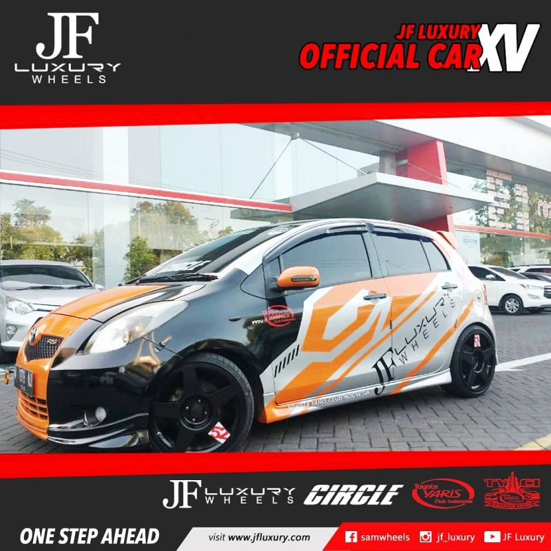 The Official Car Of JF Luxury  Introducing Our Official.Car XV