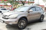 Model : Sloping Size : 17x7.5/8.5 | 5x114.3  On CRV  By JF Luxury
