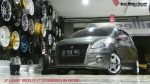 Suxuki Ertiga On Bazreia 17x7.5/8.5 5x114.3 By JF Luxury