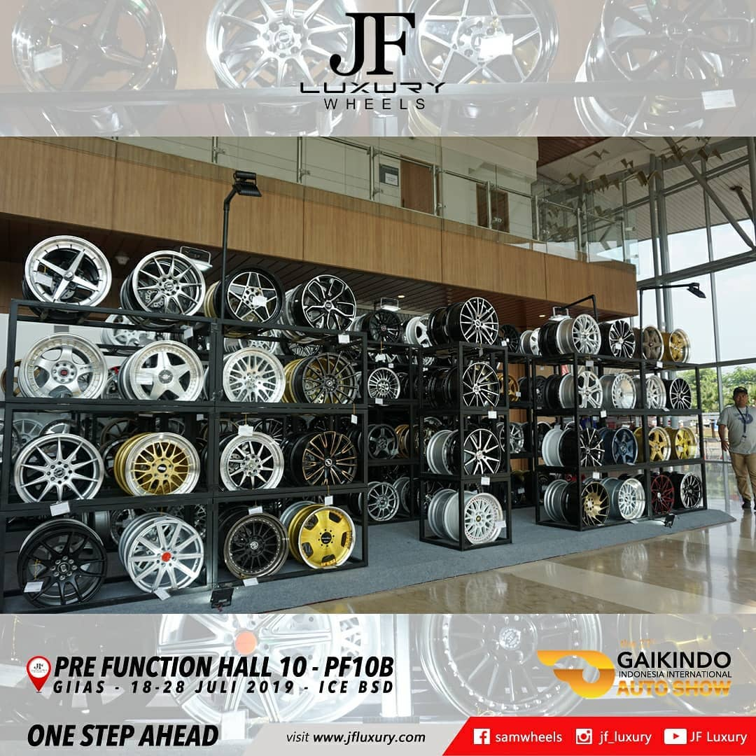 JF Luxury GIIAS 2019