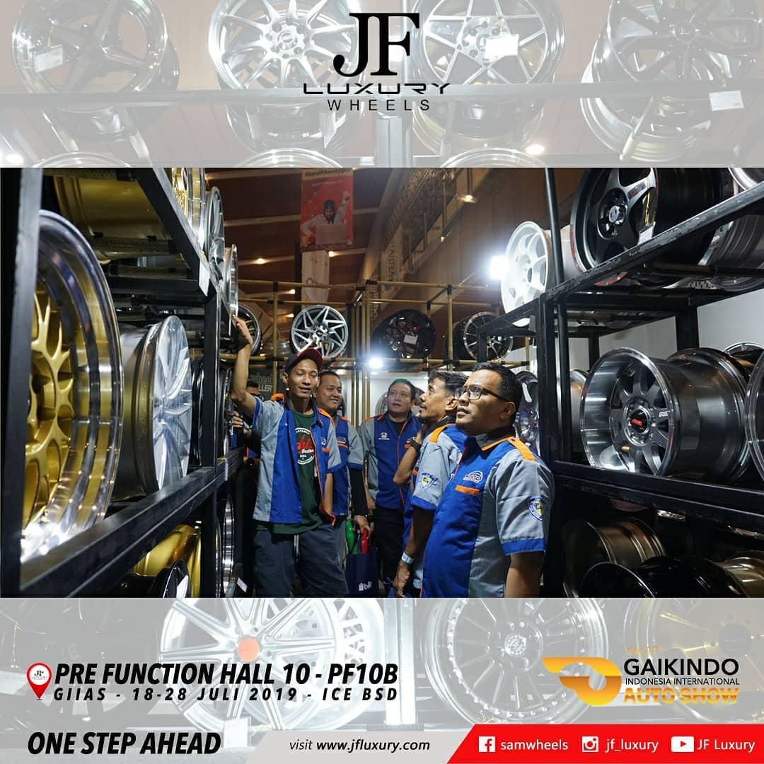 JF Luxury GIIAS 2019