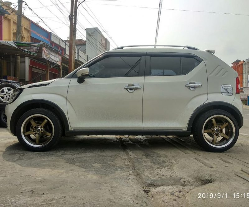 Suzuki Ignis On T5R 16x7.0/8.0 By JF Luxury
