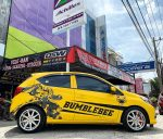 Honda Brio On DECOR Hyper Silver Machine Lip 16x7.0/8.5 8x100/114.3 +40 +30