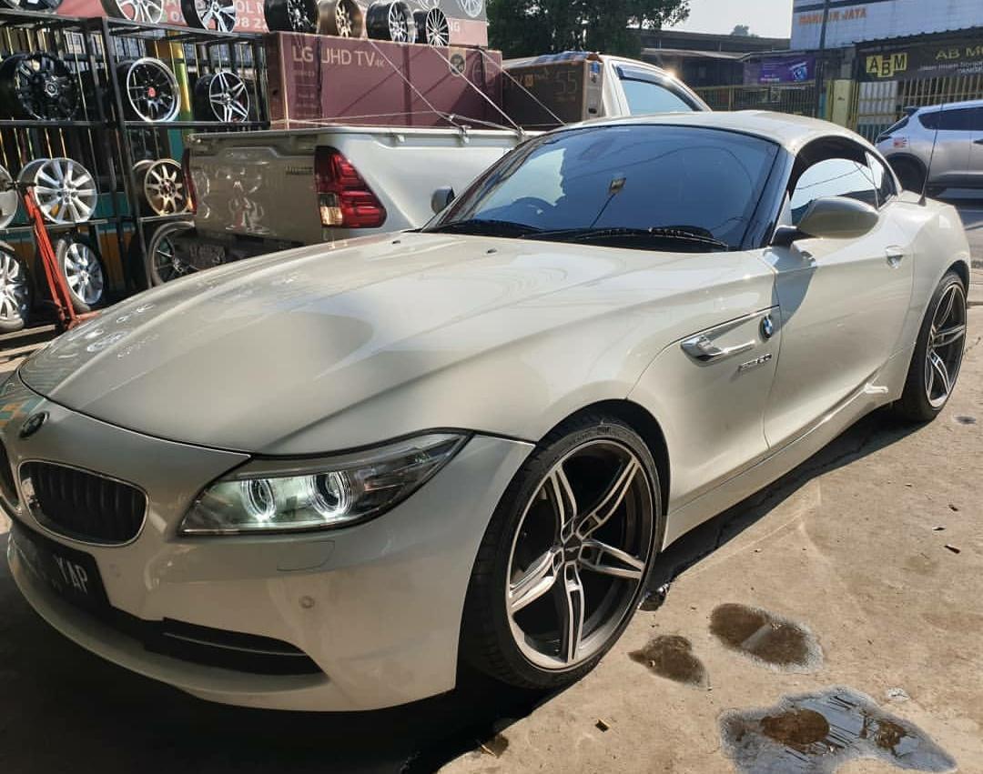 BMW On AC5009 18x8.0/9.0 5x120 +35 +35