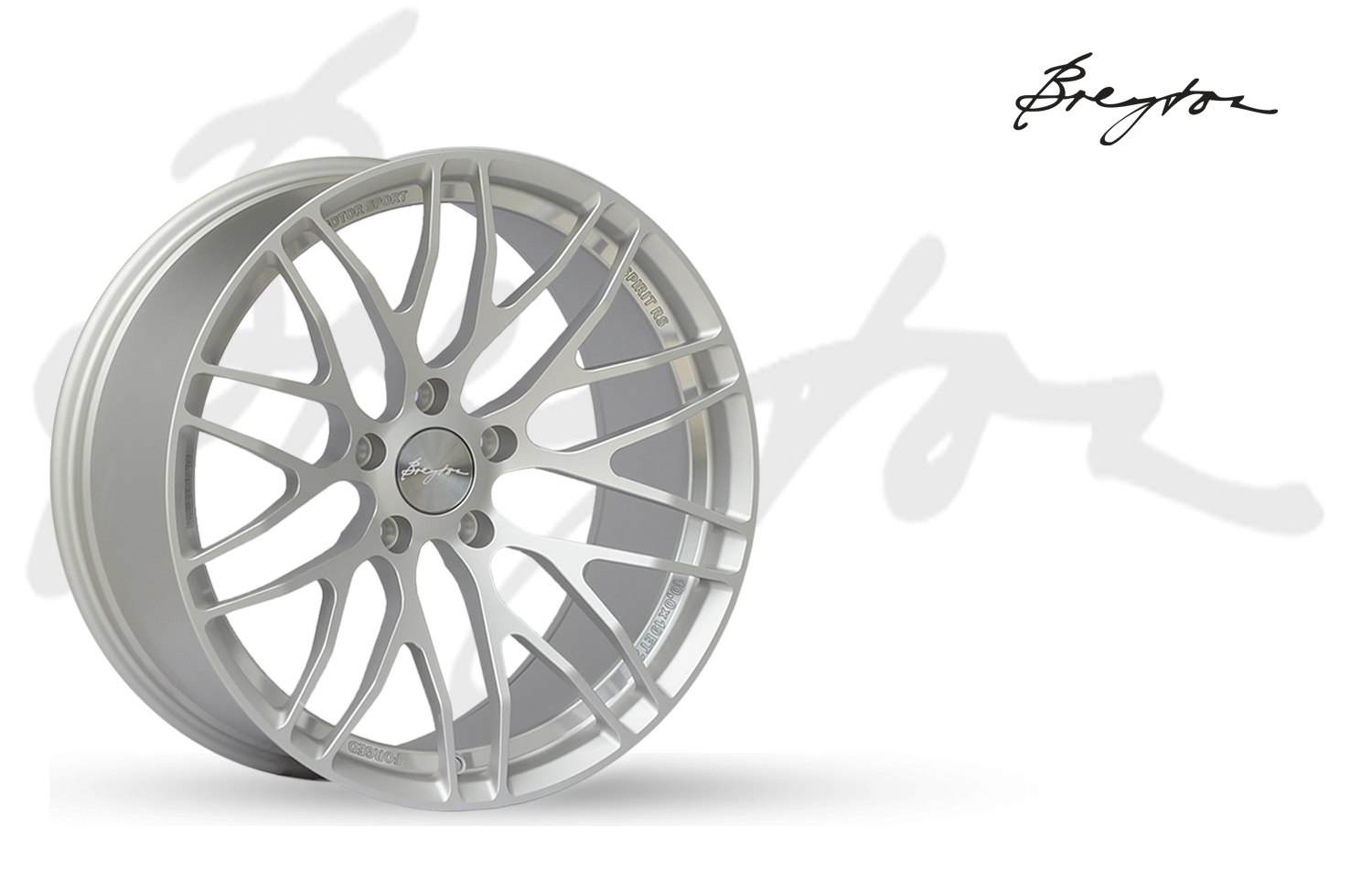 SPIRIT RS SILVER ANODIZED 19x9-10 5x120 +29+23 2