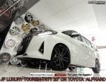 Toyota Alphard Use 3271-2865B35 20x8,5 5x114,3 +35